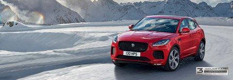Approfitta di questa promozione Jaguar su E-PACE da Bodema a Latina.