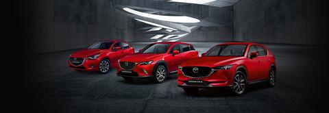 Scopri i vantaggi del programma Mazda ServicePlus a Latina.