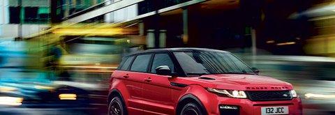 Range Rover Evoque Lazio