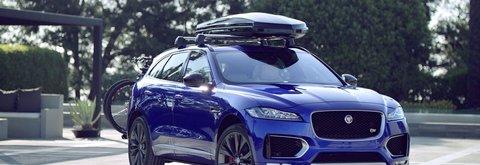 Offerta accessori Jaguar F-Pace